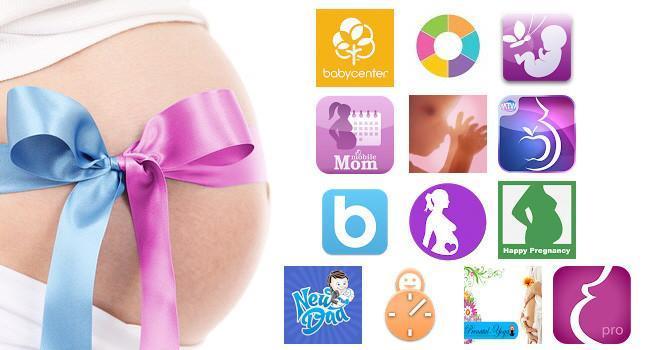mejores aplicaciones para embarazadas