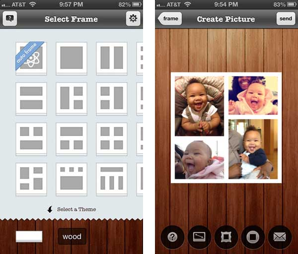 Apps para unir dos fotos