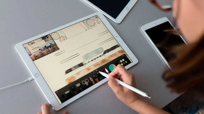 APPS PARA USAR EL APPLE PENCIL