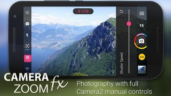 Apps para tomar fotos profesionales