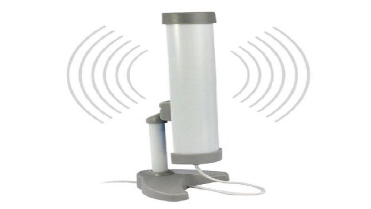Cómo funciona una antena wifi