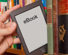 FORMATOS DE EBOOKS POPULARES