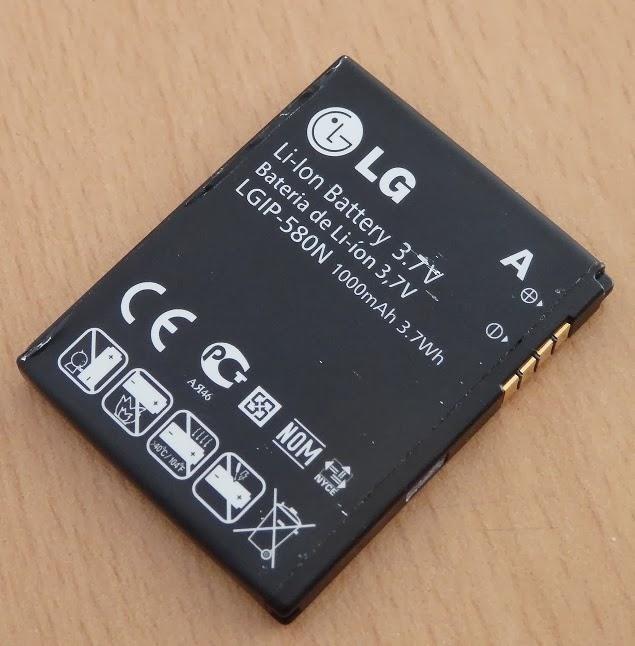 Bateria iones de litio