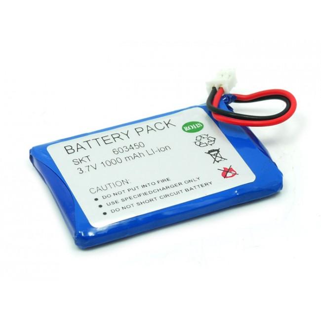 Bateria polimeros de litio