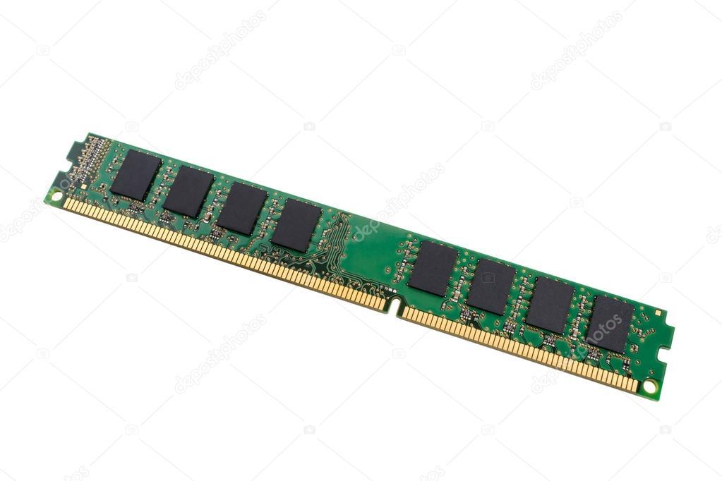 Memora de Acceso Aleatorio o RAM