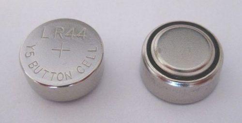Pilas de boton