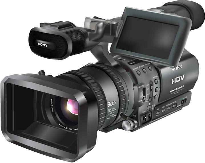 Camara de video | Tipos, partes y funcionamiento