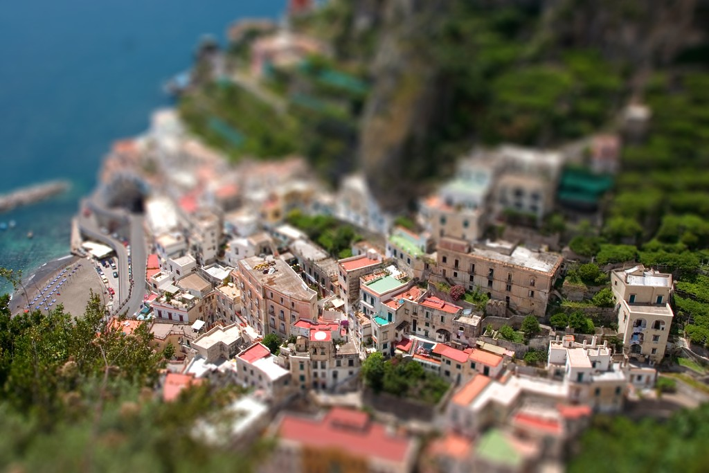 Fotografía Tilt-Shift