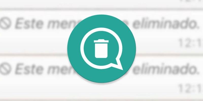 Recuperar mensajes borrados WhatsApp
