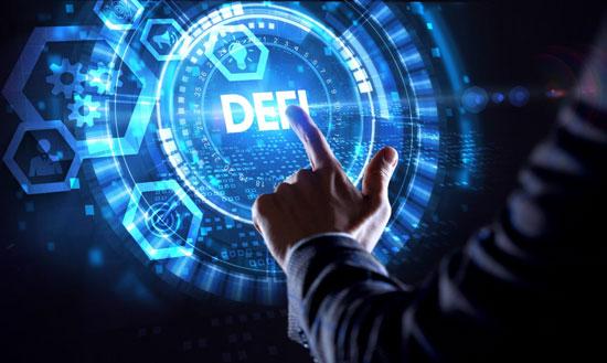 finanzas descentralizadas