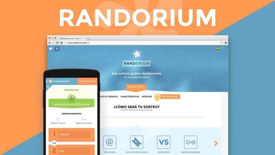 apps para hacer sorteos online